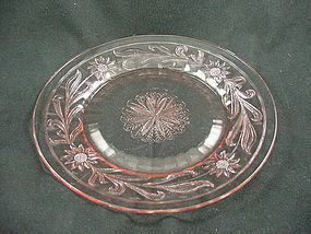 Sunflower Dinner Plate - Pink