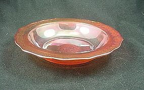 Normandie Iridescent Soup or Cereal Bowl