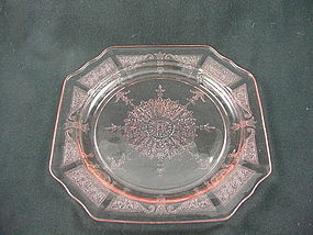 Princess Luncheon Plate - Pink
