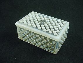 Moonstone Cigarette Box & Cover