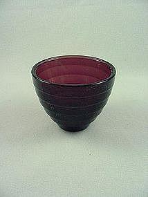 Moderntone Amethyst Custard Cup
