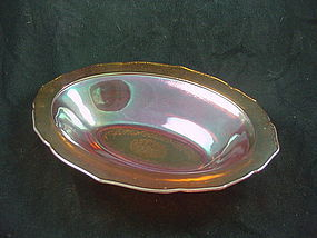 Normandie Iridescent Oval Vegetable Bowl